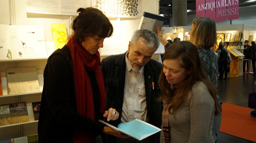 Artists-Book-of-Sabine-Golde-in-Leipzig